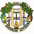 Picture of the logo for the guild of american luthiers